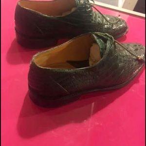 Authentic Mauri Men's Gator Shoes